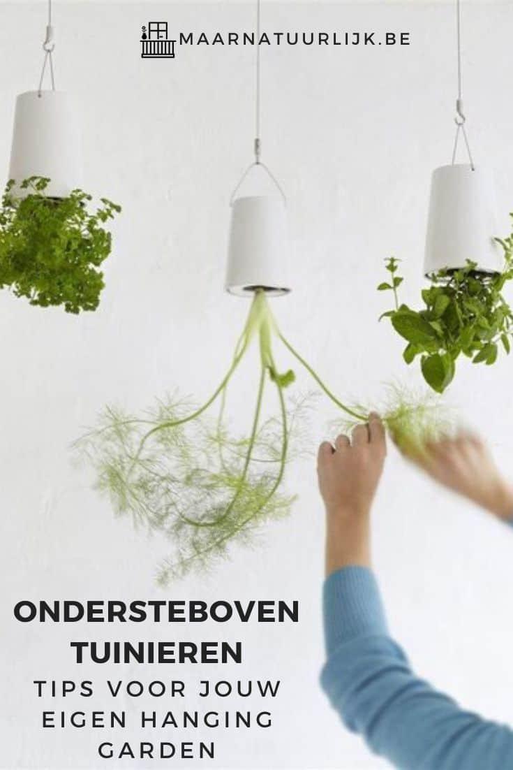 Ondersteboven tuinieren tips