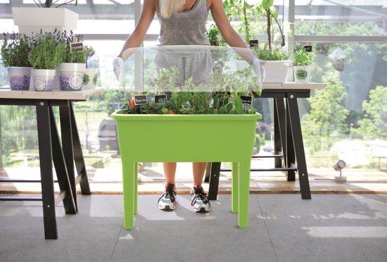 Beste kruidenbak met kas: Prosperplast Respana Planter
