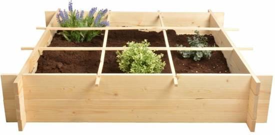 MaxxGarden Urban - vierkante meter tuin - beste moestuinbak 75 x 75cm