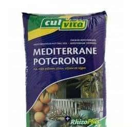 Beste potgrond voor mediterrane planten