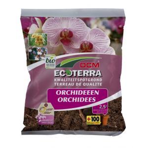 Ecoterra beste orchidee potgrond