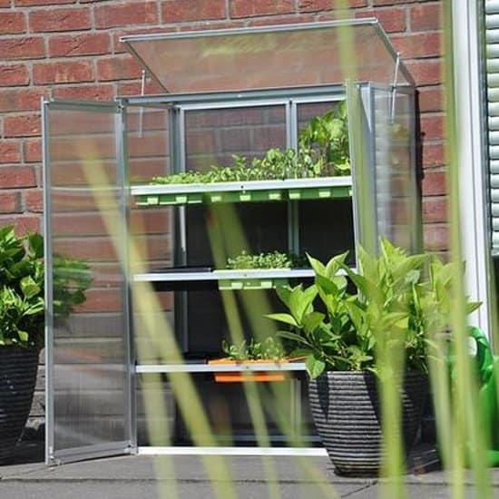 Beste aluminium kweekkas Patiokas voor op het terras of balkon