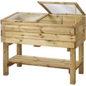 Beste houten kweekkas Solid moestuin Keukenhof