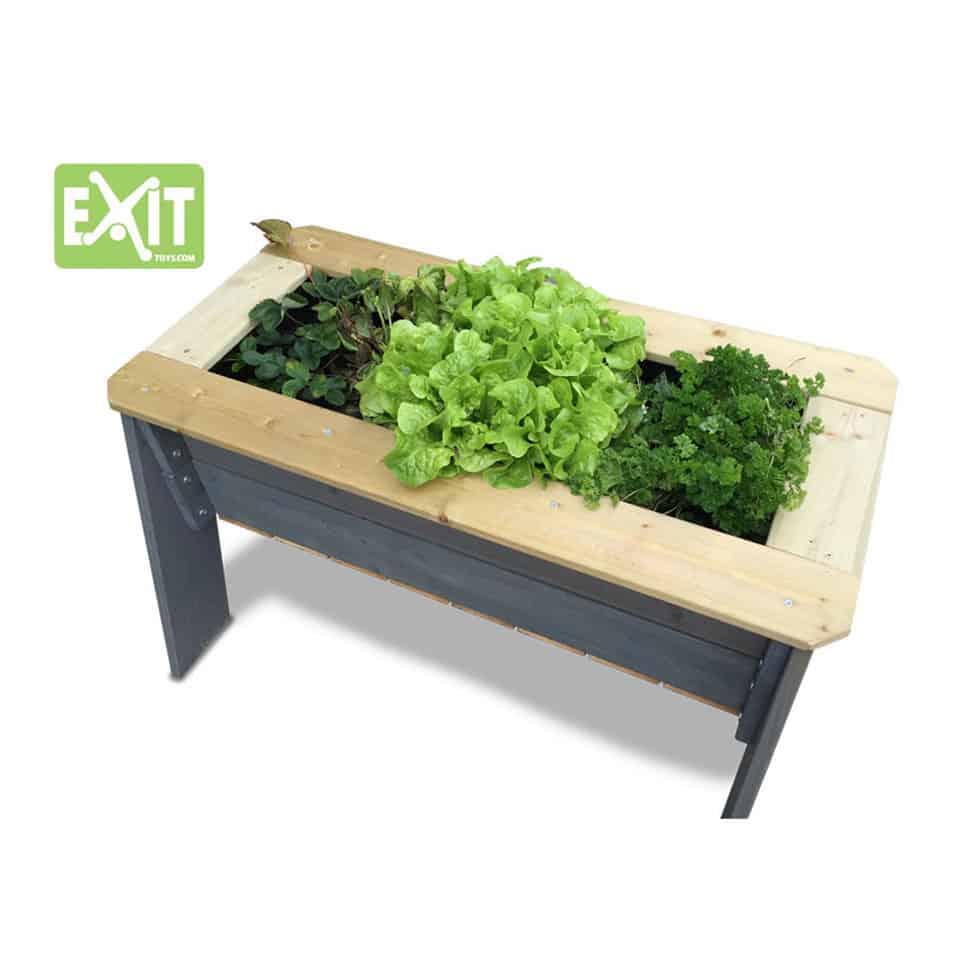 Beste moestuintafel voor kruiden en groenten EXIT Aksent