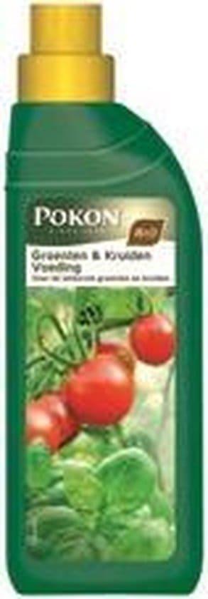 Pokon bio groenten en kruidenvoeding
