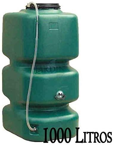 Beste grote regenton 1000 liter Polyethyleen regenwaterreservoir