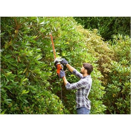 Beste heggenschaar voor coniferen: Black+Decker (BEHTS401KIT-QS 500W)