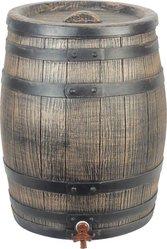 Beste houten regenton: Nature whiskyvat 120L