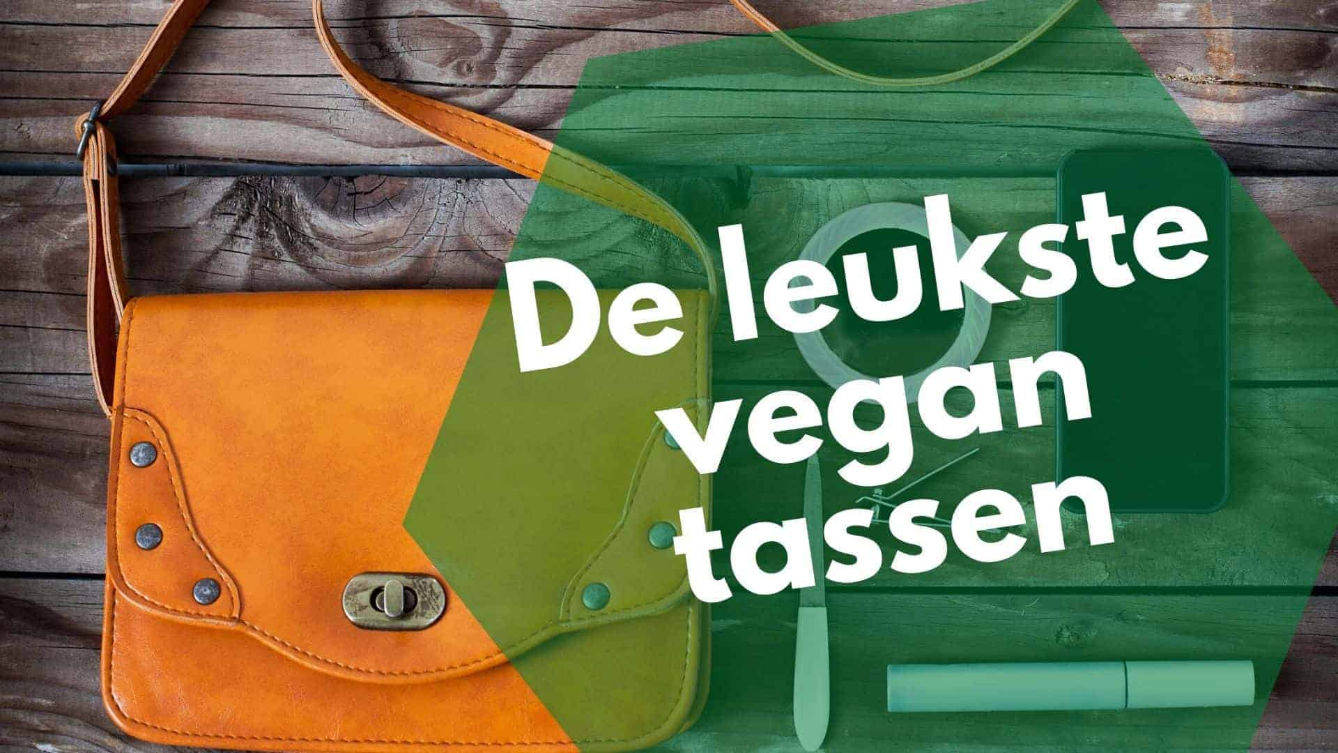 14 leukste vegan tassen beoordeeld voor hem & haar