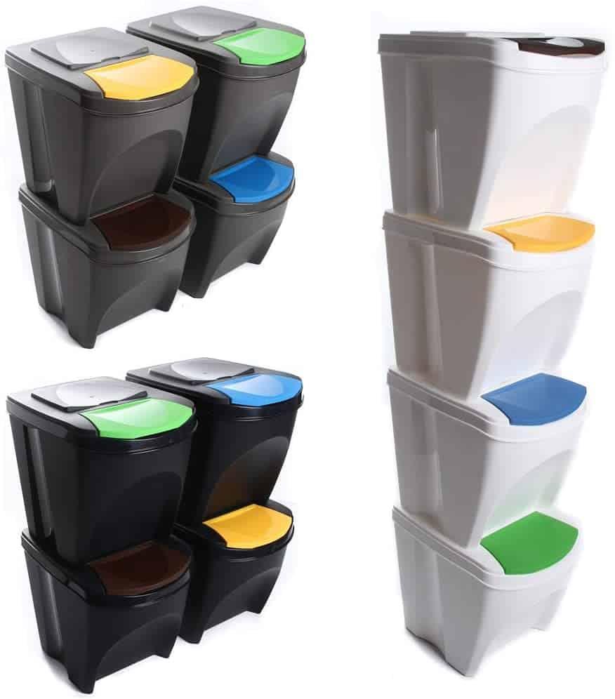 Beste budgetkeuze: RG-Vertrieb vuilnisemmer
