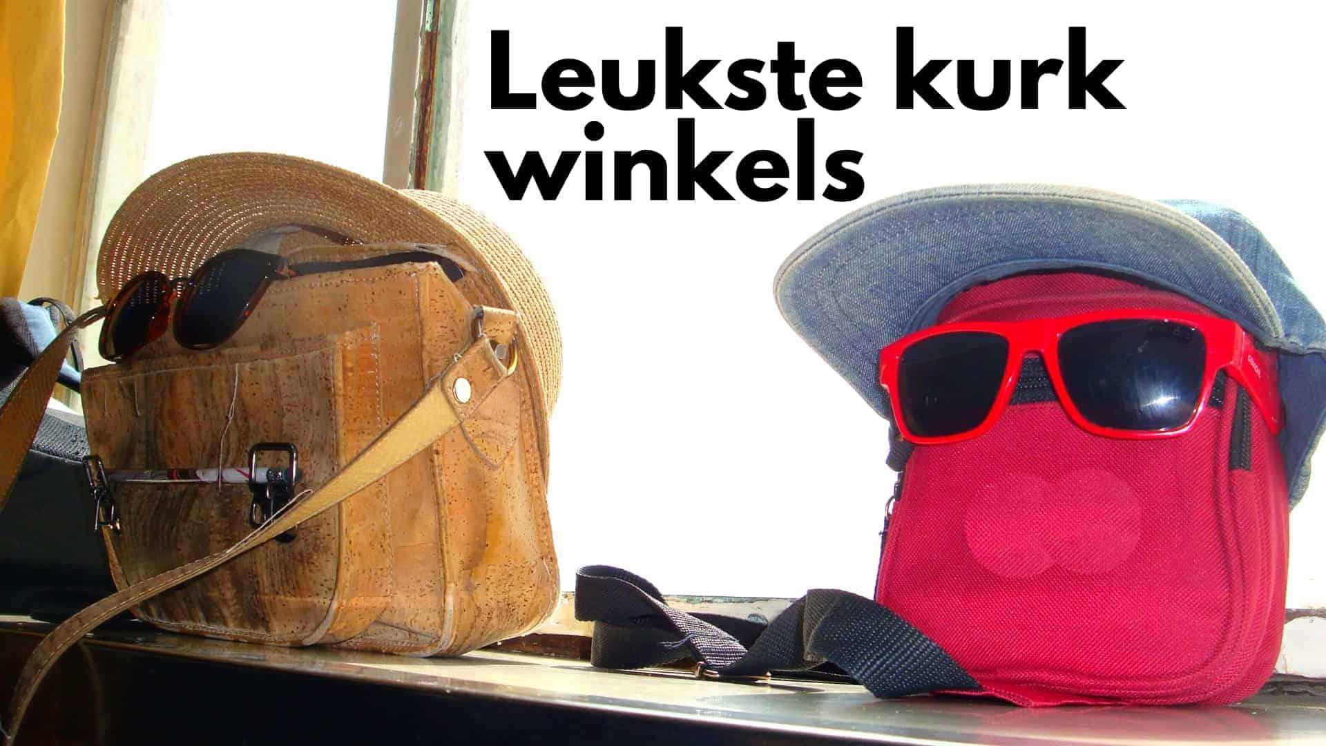 Beste kurk winkels voor de leukste kurkproducten online