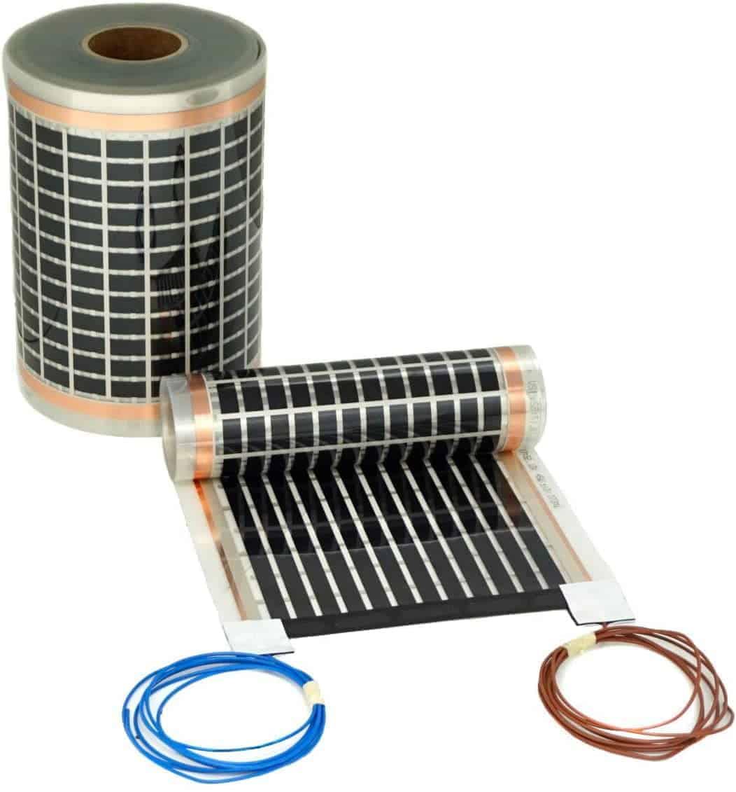 Beste vloerverwarmingsfolie voor kurk: Mi-Heat