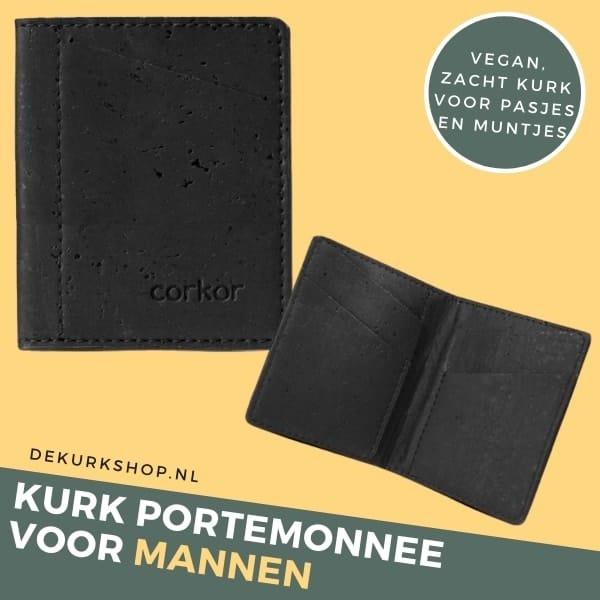 Corkor slim wallet