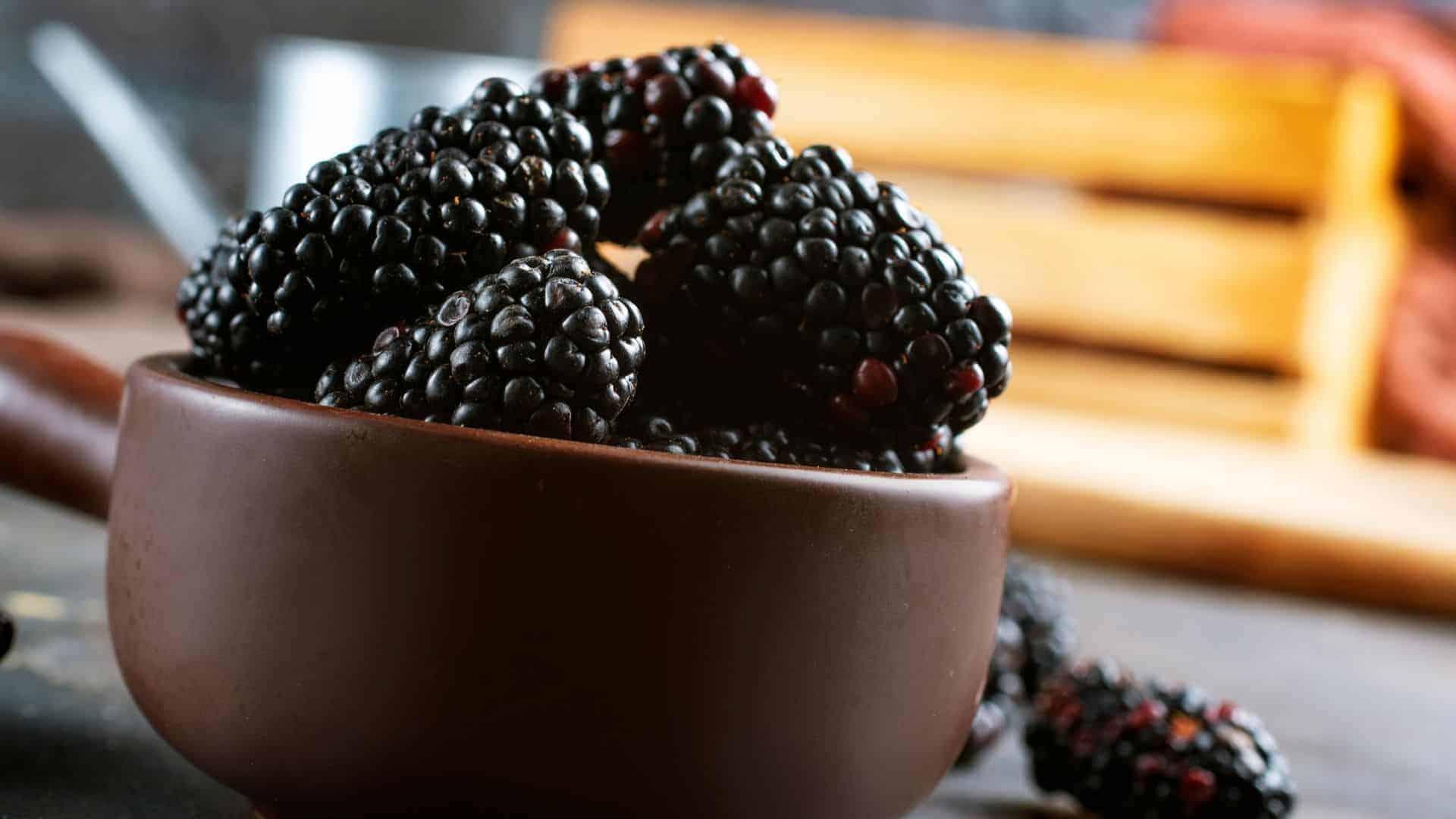 Fruit met het minste suiker