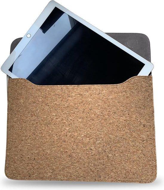 Leukste kurk hoes voor iPad 12.9 inch:Green-Goose