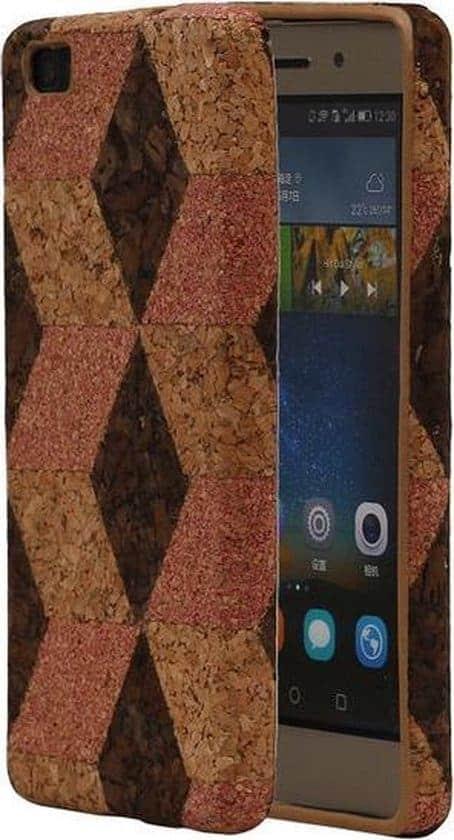Leukste kurk hoesje voor Huawei P8 Lite: BestCases TPU Case