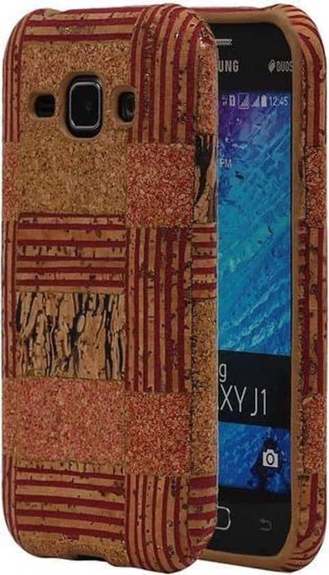 Leukste kurk hoesje voor Samsung Galaxy J1: BestCases TPU Cover