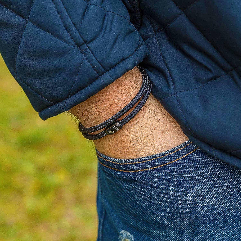 Leukste vegan armbandje voor heren: Wind Passion Duurzame Koordarmband