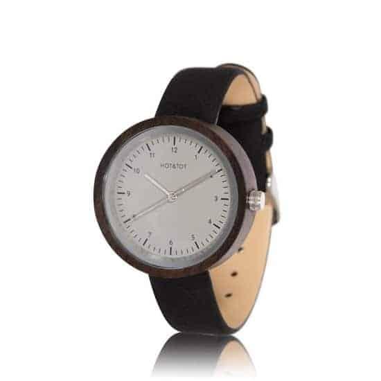 Leukste vegan horloge voor dames: HOT&TOT Houten horloges