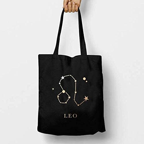 Leukste vegan shopper voor mannen: Star SignTote Bag