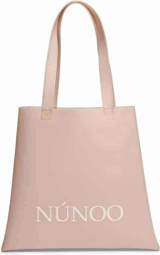 Leukste vegan shopper voor vrouwen: Nunoo Small Tote Pink