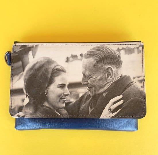 Leukste vegan tas met opdruk voor heren: Wana Bana Vintage Heuptas