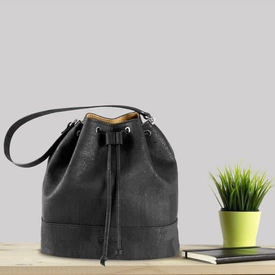 Leukste vegan tas voor vrouwen: Corkor Bucket Bag