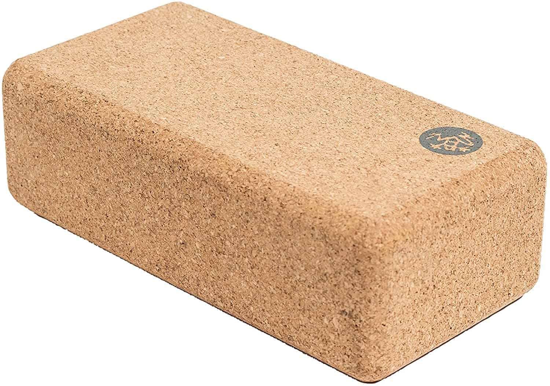 Overall beste blok: Manduka Unisex Cork Yoga Block