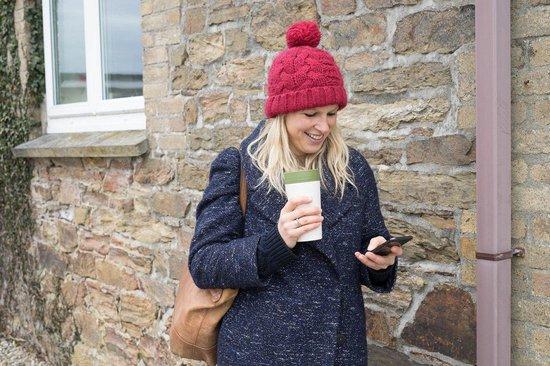 Beste herbruikbare koffie beker: rCUP herbruikbare to go beker