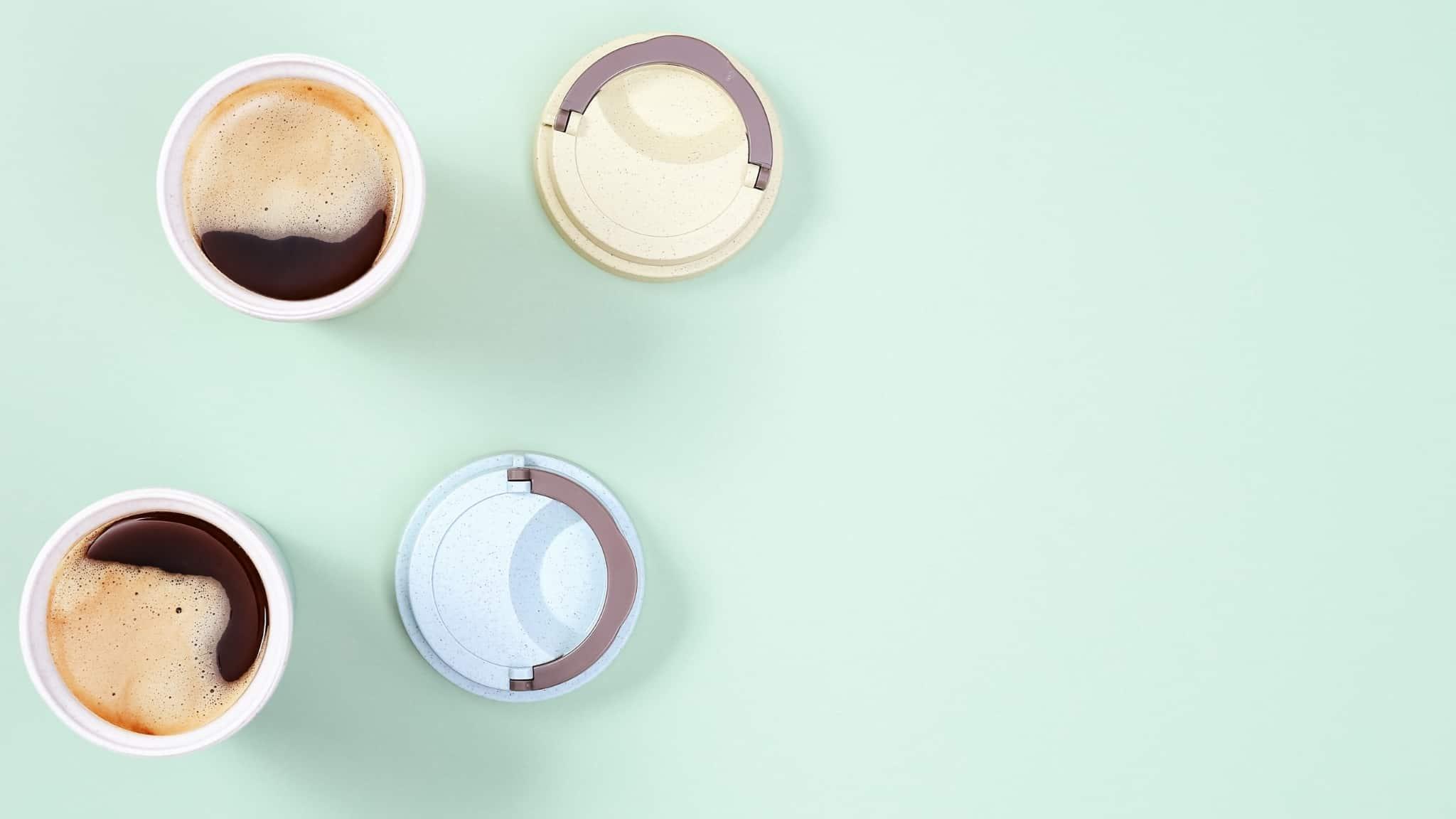 Herbruikbare koffie filters, bekers & cups | De beste opties voor een duurzaam kopje koffie
