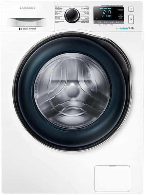 Samsung-energiebesparende-eco-bubble-wasmachines