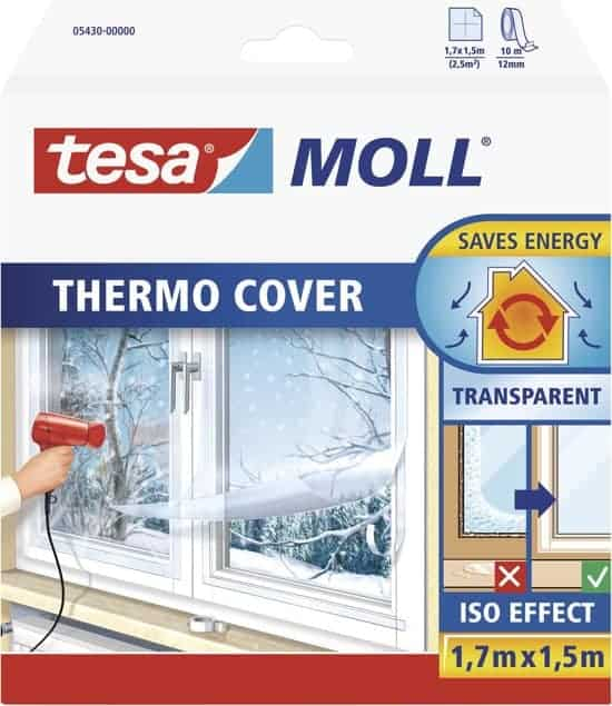 Thermo-cover-isolatiefolie