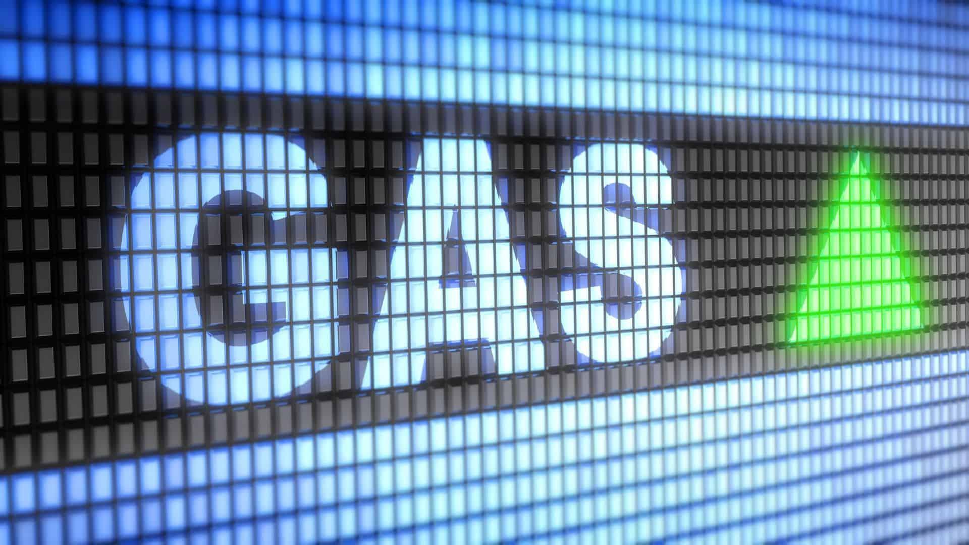 Verwachting-gasprijzen
